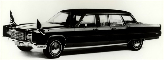 1972 Lincoln - Nixon, Ford, Carter and Reagan