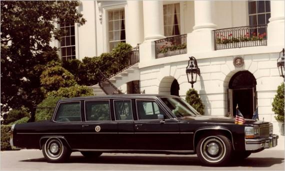 1983 Cadillac - Reagan