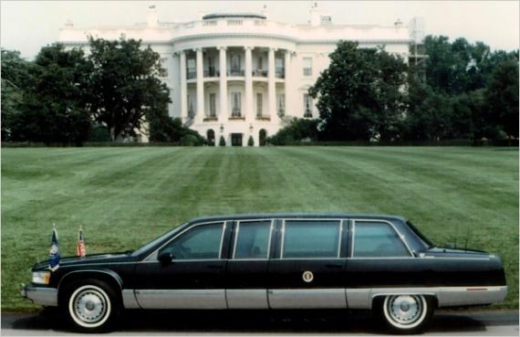1993 Cadillac - President Clinton