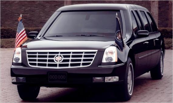 2001 Cadillac DTS - President George W. Bush
