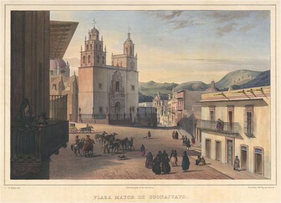 """""""Plaza Mayor de Guanajuato"""""""