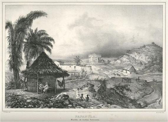 """""""Papantla. Pueblo de Indios Totonacos"""""""