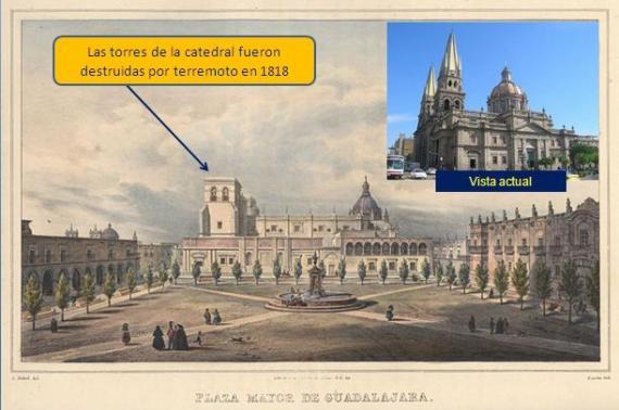 """Plaza Mayor de Guadalajara"""