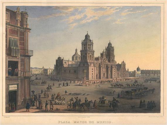 """""""Plaza Mayor de México"""""""