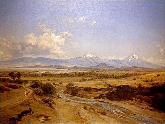 """""""Valle de México"""""""