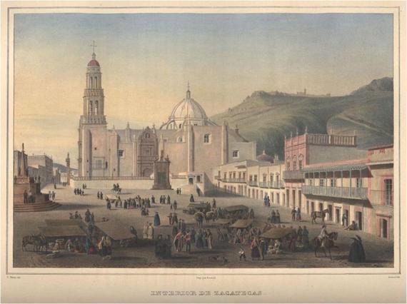 """""""Interior de Zacatecas"""""""