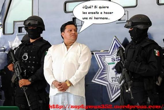 secuestrador boliviano